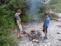 2013-08-14 Wild Cooking - Sommerprogramm Mellau
