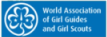 Logo der World Association of Girl Guides and Girl Scouts